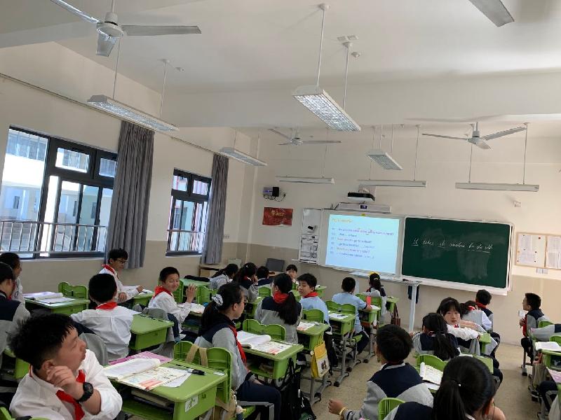 2020年(下)学校办学水平评估活动(五)
